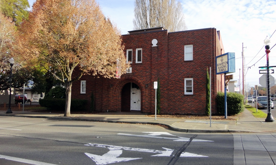 Beaverton Masonic Lodge
