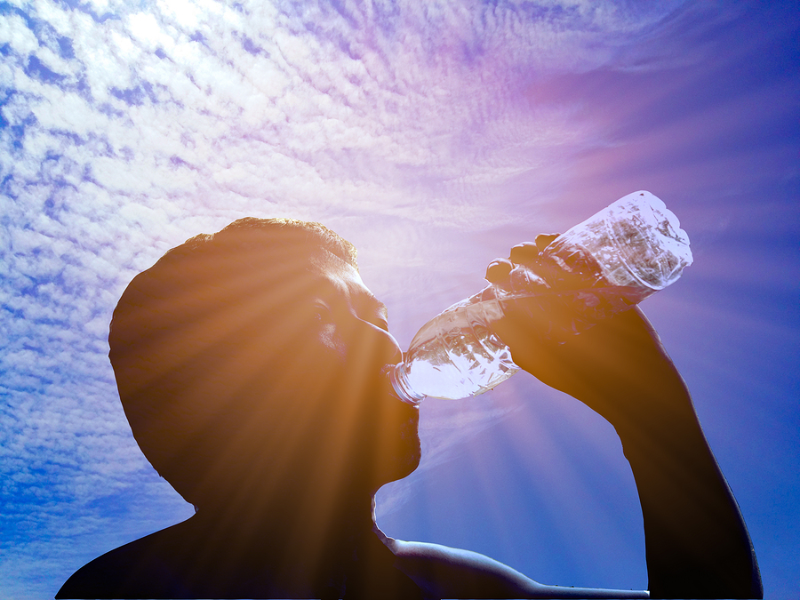 hot weather hydration