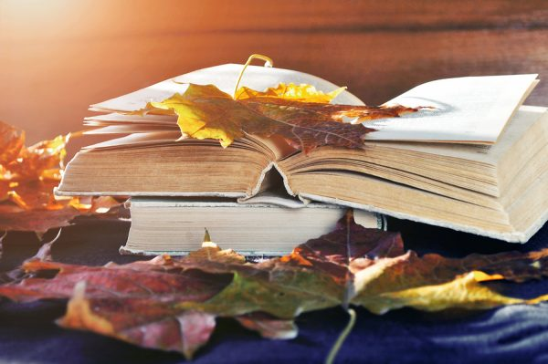 fall reading books